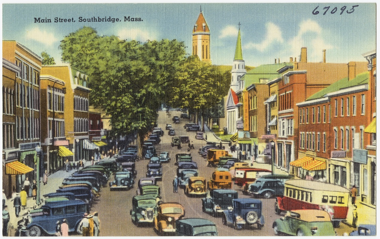 Southbridge Massachusetts Recovery Resources
